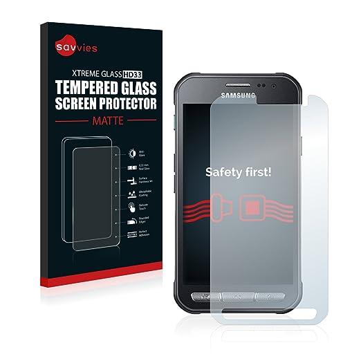 4 opinioni per Samsung Galaxy Xcover 3 Vetro Temperato Opaco, Pellicola Prottetiva Vetro-