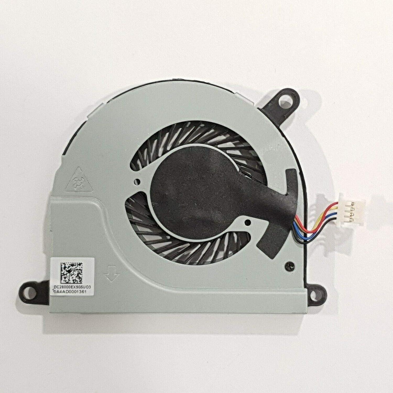 CAQL CPU Cooling Fan for HP ProBook 430 G2, P/N: 768199-001 768198-001 807234-001 EG50050S1-B020-S9A KSB05105HC 701