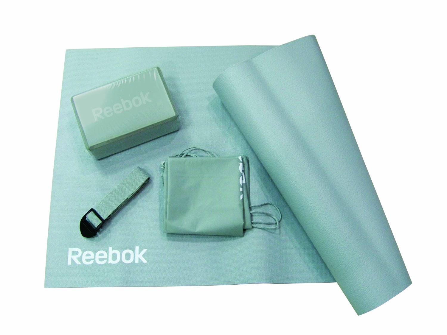 Reebok Uni Yoga Set Elements, Grau, RAEL-11025GR