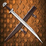 Amazon.com : Battlecry Maldron Viking Seax : Sports & Outdoors