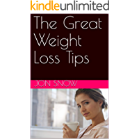 The Great Weight Loss Tips
