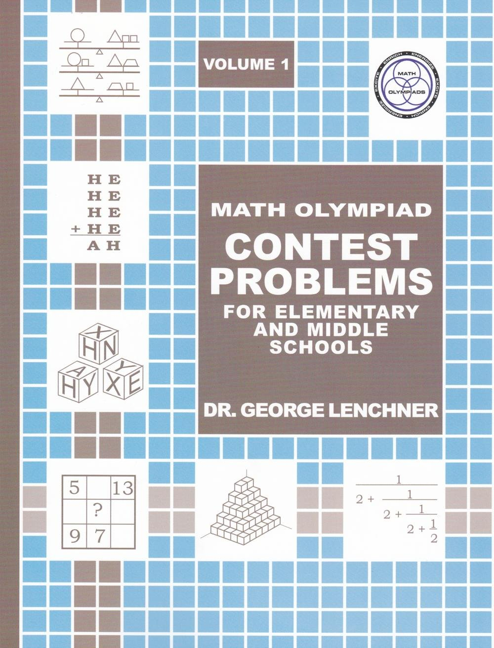 Math Olympiad MOEMS Contest Problems 1, 2, and 3, and Math Olympiad
