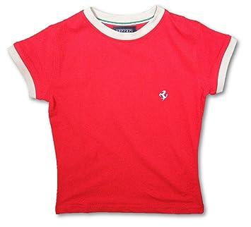 cfa4a8440aab89 Ferrari F1 Ladies Cotton Top T Shirt: Amazon.co.uk: Sports & Outdoors