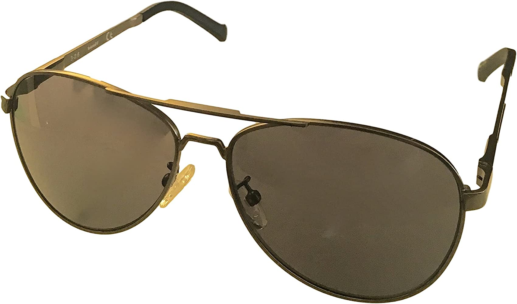 Amazon.com: Timberland Mens de metal Aviator Gunmetal ...
