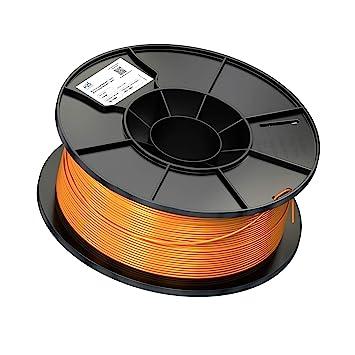 KD Essentials - Filamento PLA (Rollo de 1,75 mm, 1 kg, Apto para ...