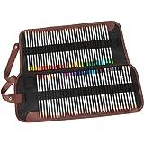 Tomkity Set 72 Lápices de Colores dibujo lapices de dibujo con bolso