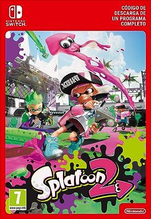 Splatoon 2   Nintendo Switch - Código de descarga: Amazon.es: Videojuegos