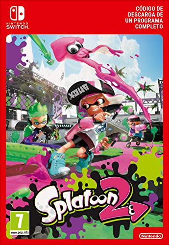 Splatoon 2 | Nintendo Switch - Código de descarga: Amazon.es ...