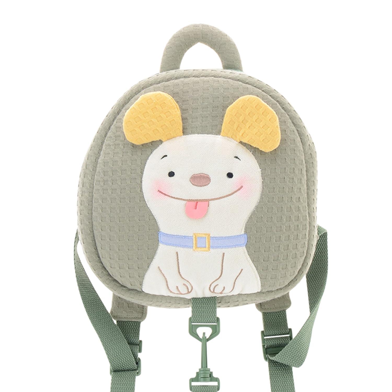 80%OFF Me Too Plush Smile Dog Kids Backpack Child Leash Shoulder Bags 10