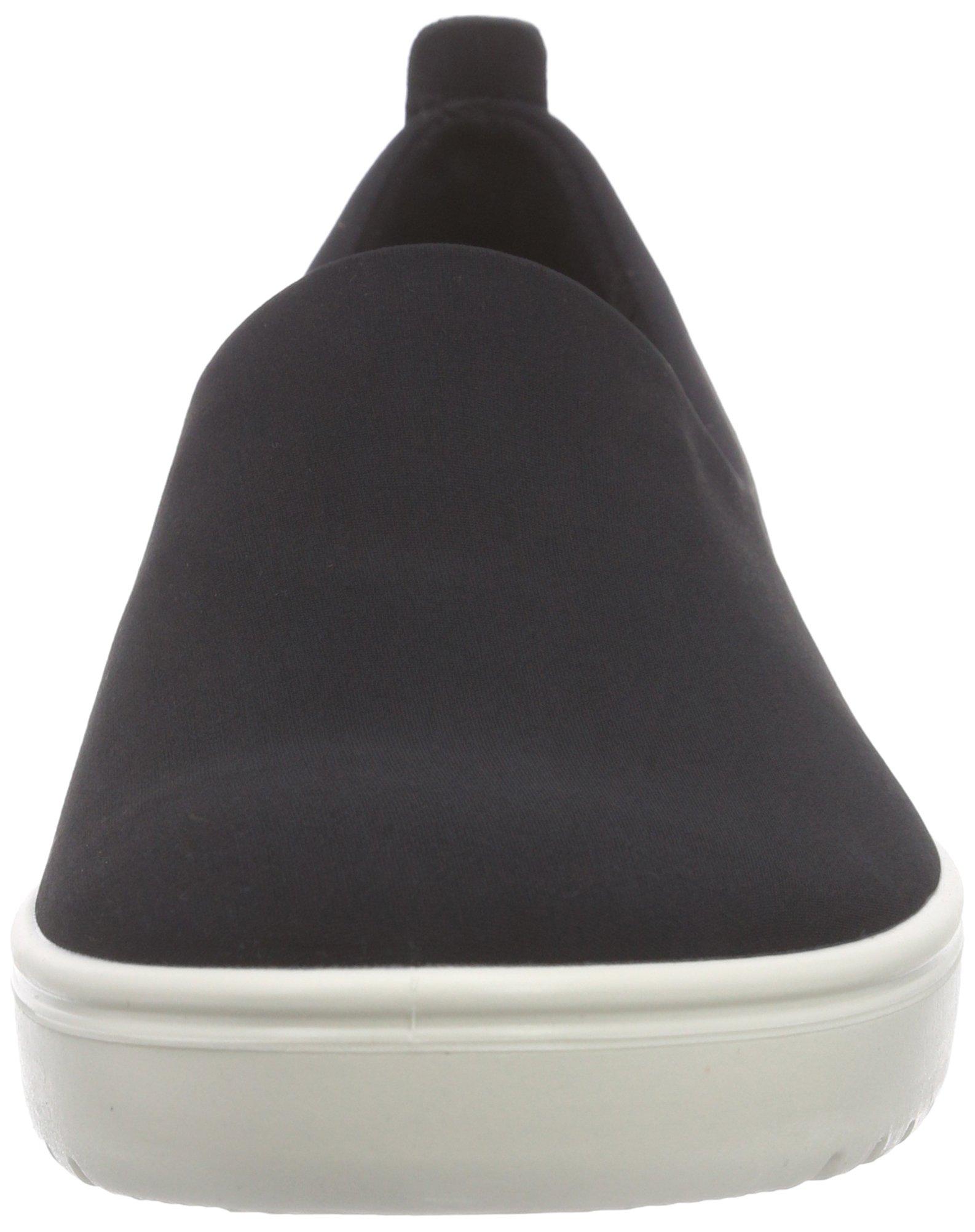 Ecco Footwear Womens Fara Slip-On Loafer, Black/Black, 42 EU/11-11.5 M US by ECCO (Image #4)