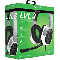 PDP LVL 3 Stereo Headset for Xbox One White Camo (048-041-NA-WCAM) - Xbox One