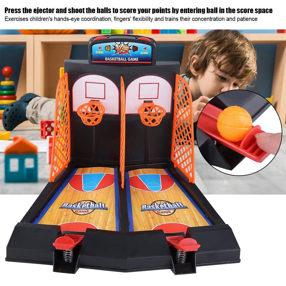 Garosa Juego De Baloncesto Mini Basket Ball Juego De Juguete ...