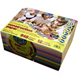Pacon Creative Products Heavyweight Construction Paper, Value Mega Pack, 684 Sheets