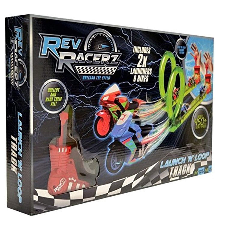 ModelCo–1–Rev Racers Launch & Loop Track