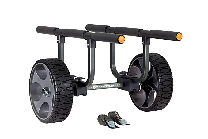 Wilderness Systems Heavy Duty Kayak Cart - Flat-Free Wheels