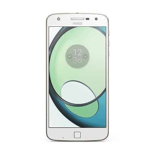 81 opinioni per Lenovo Moto Z Play Smartphone, Dual SIM, Schermo 5.5 pollici Amoled HD 403 ppi,