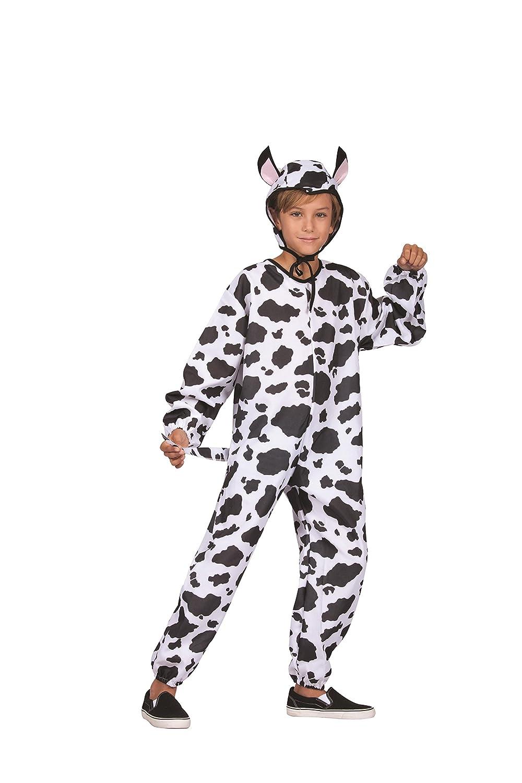 sc 1 st  Amazon.com & Amazon.com: Child ECONOMY Cow Costume: Toys u0026 Games