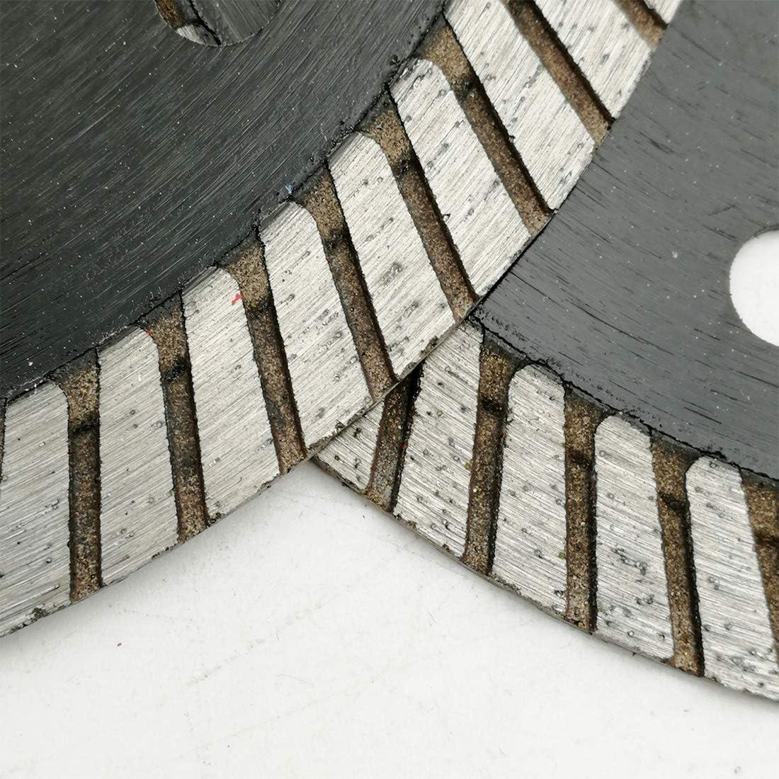 SHDIATOOL Disco Tronzador de Diamante 105MM Hoja de Sierra Super Delgada para Porcelana Cer/ámico Azulejo Granito