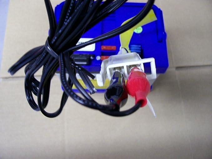 Amazon.com: 12V Battery Charger for MegaTredz Kids Riding Toy Yamaha ...
