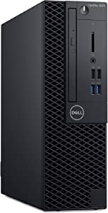 Dell OptiPlex 3070 SFF Business Desktop Computer_ Intel Hexa-Core i5-9500 up to 4.4GHz (Beat i7-7700T)_ 16GB DDR4 RAM_ 1TB HDD + 256GB PCIe SSD_ DVDRW_ USB 3.0_ Windows 10 Pro