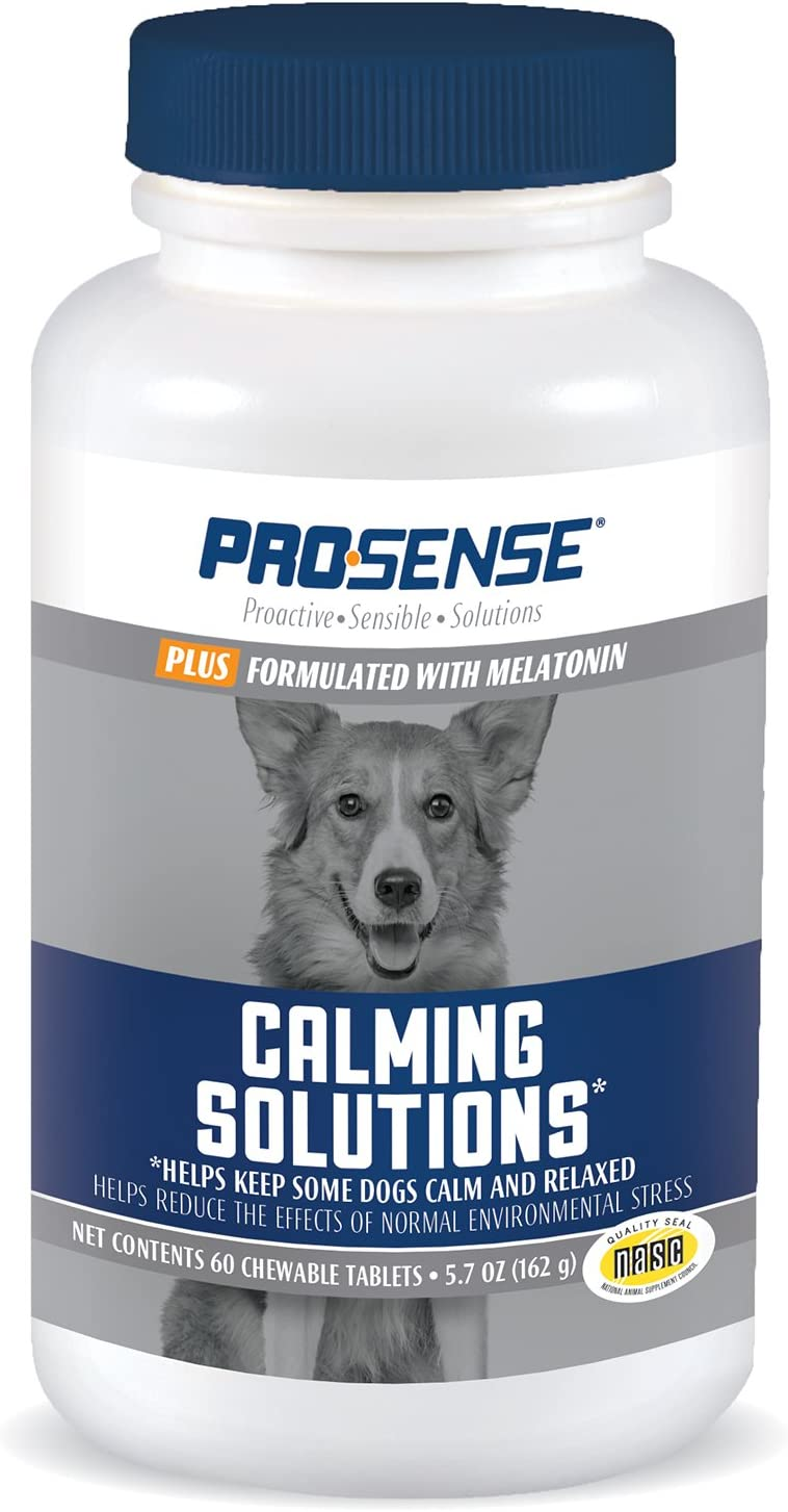 ProSense P-87071 60 Count PS Plus Calming Solutions Tablets