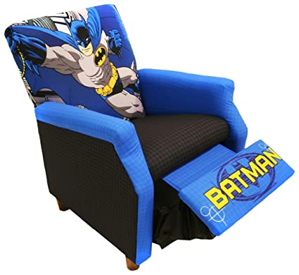 sc 1 st  Amazon.com & Amazon.com: Warner Brothers Deluxe Recliner Batman: Baby islam-shia.org