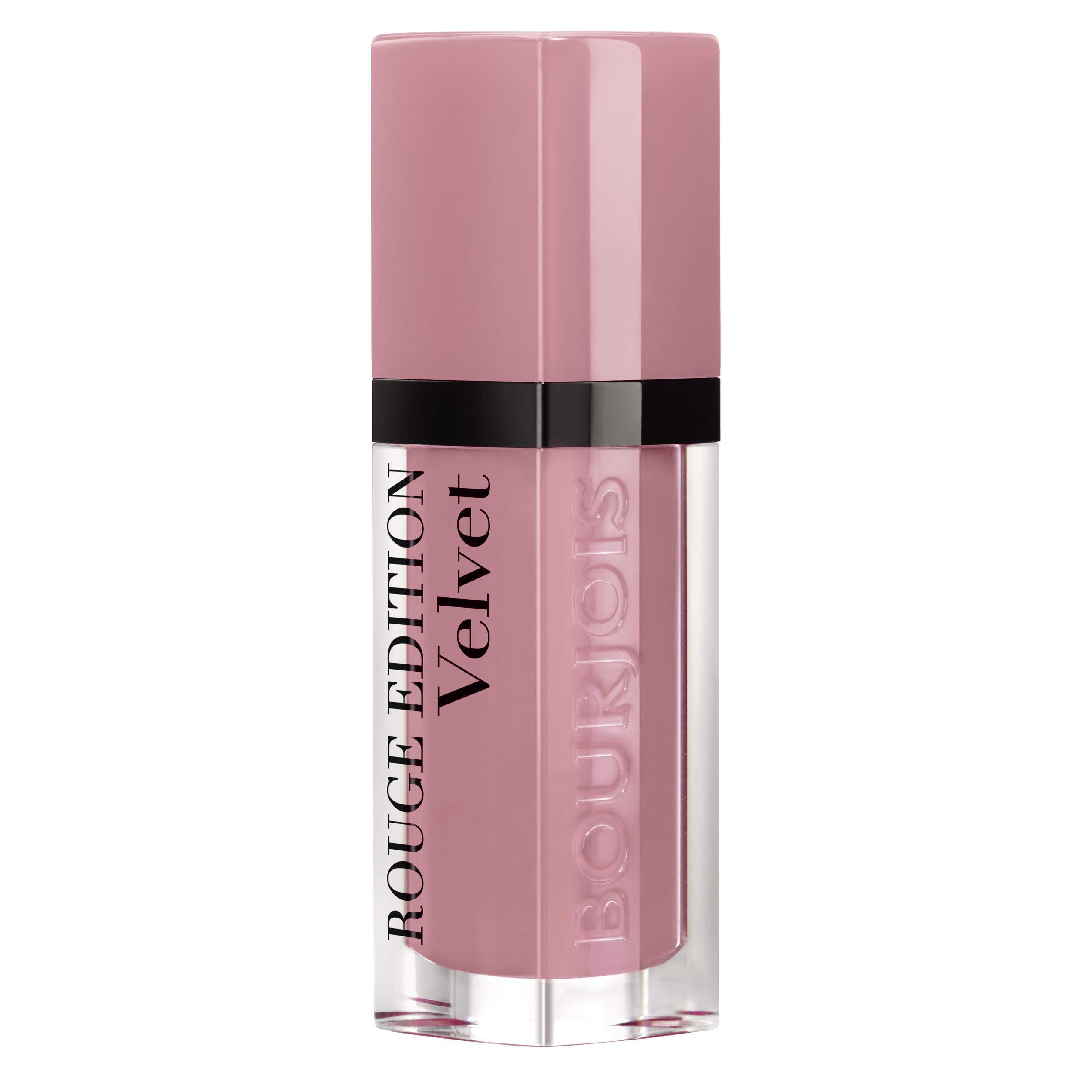 Amazoncom Bourjois Paris Rouge Edition Velvet Lipstick 77ml 05