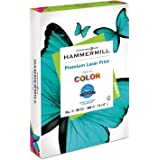 Metropolitan Office Products Laser Print Office Paper, 98 Brightness, 24lb, 11 x 17, White, 500 Sheets/Ream