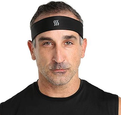 Under Armour Performance Sweat Headband Men/'s Women/'s Running Tennis All Colors