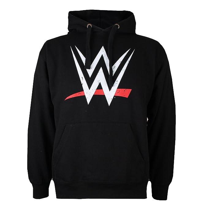 WWE Logo, Sudadera con Capucha para Hombre