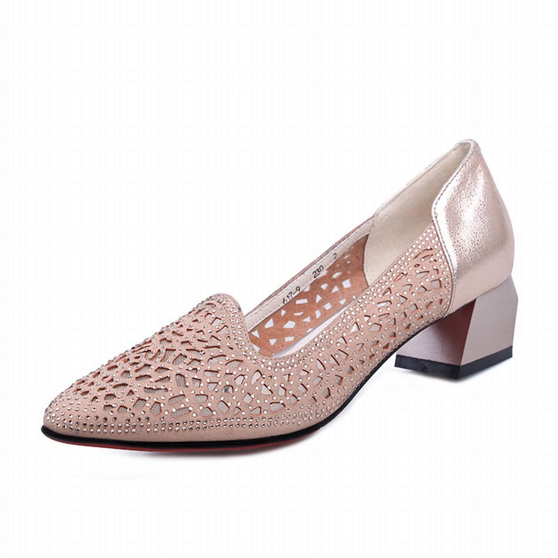 Chaussures Peu Bouche Femme De Profondes Simple La Fuxitoggo Mode dBQrWoCxe