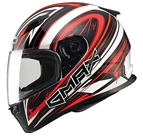 Amazon.com: G-Max ff49 Warp Casco, XL: Automotive