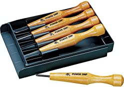 Power Grip Wood Carving Tools