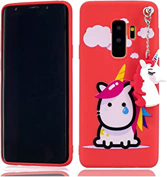 Coque Samsung Galaxy S9 Plus, Coque Samsung Galaxy S9 Plus Unicorn ...