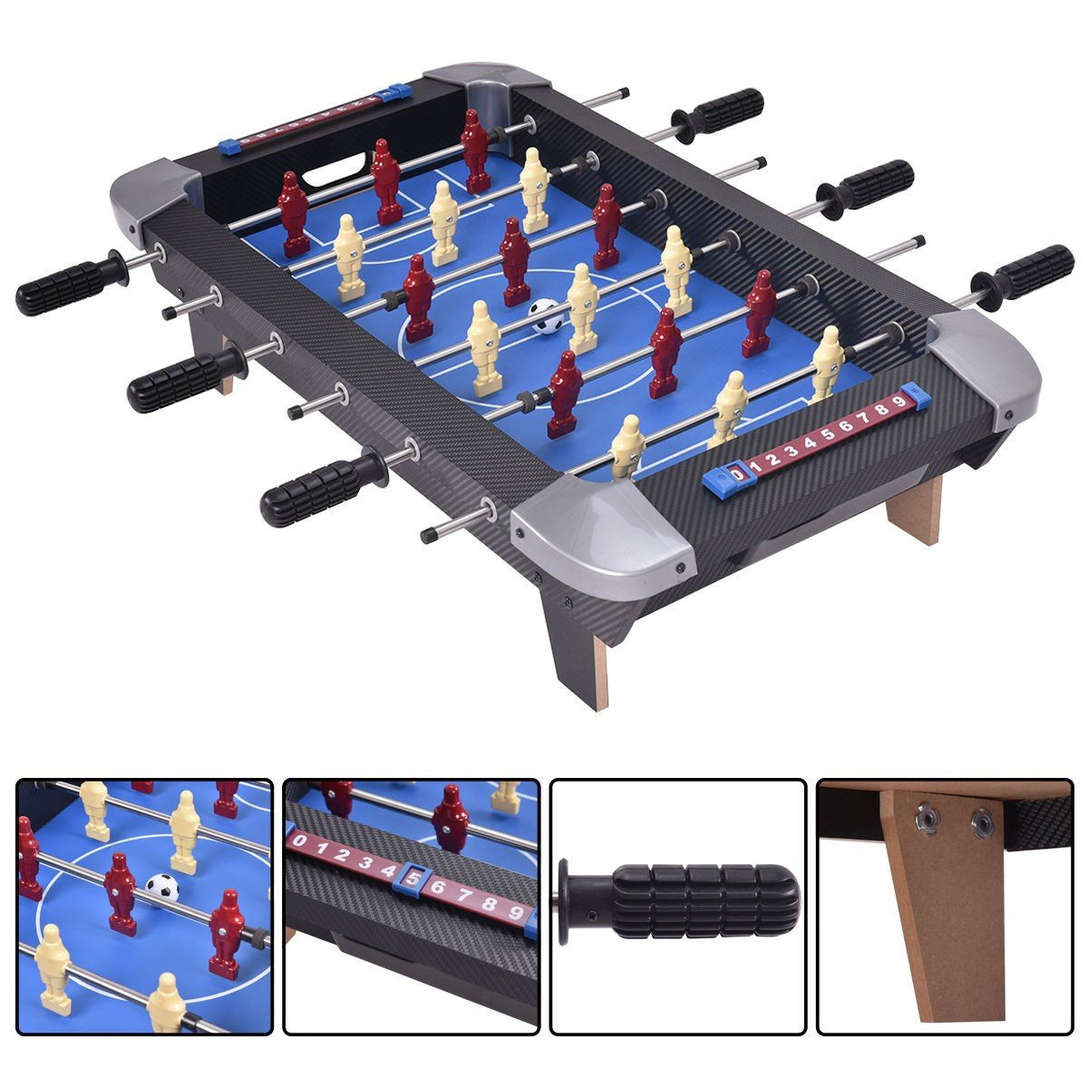 CWY 28'' Indoor Football Soccer Game Table
