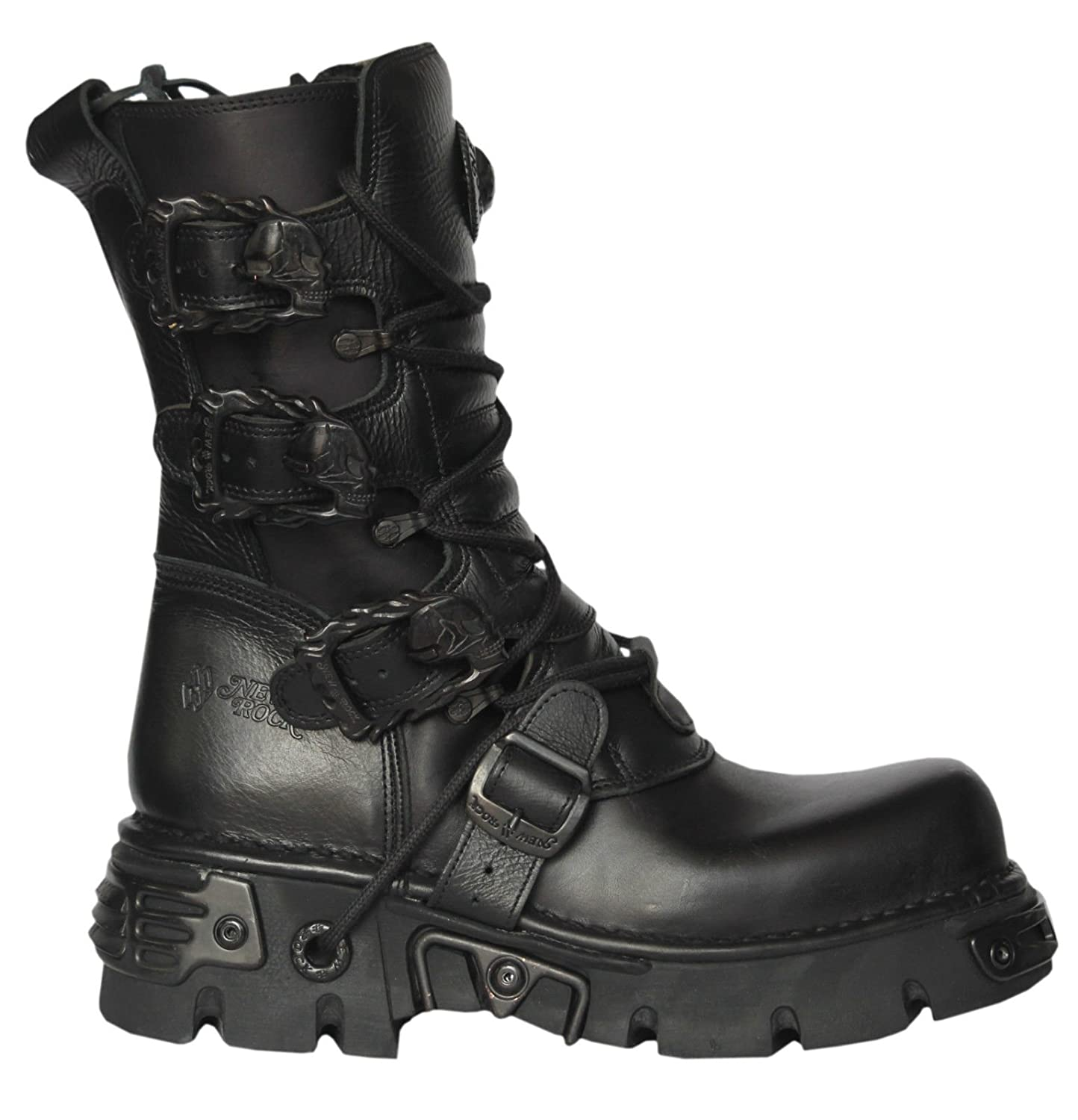 M-391x-s1, Unisex Adults Biker Boots New Rock