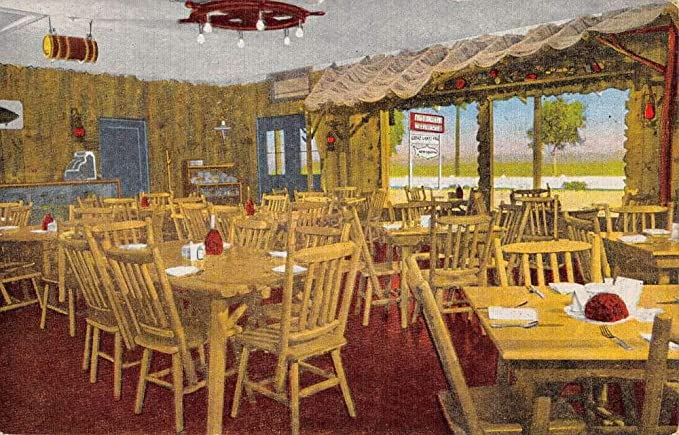 Port Washington Wisconsin Smith Bros Fish Restaurant Antique