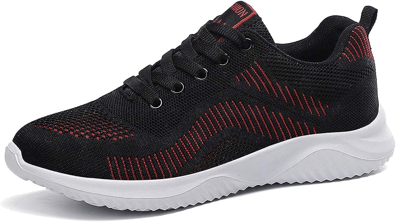 TAIZHOU Mujer Gimnasia Ligero Sneakers Zapatillas de Deportivos de Running para: Amazon.es: Zapatos y complementos