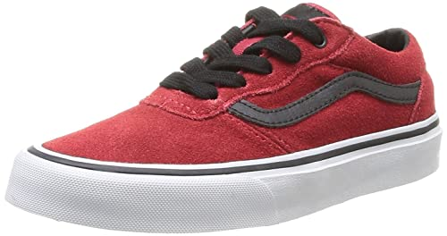 scarpe vans ragazzo rosso
