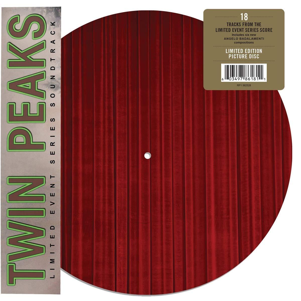 Twin Peaks : Ost, Various: Amazon.es: Música