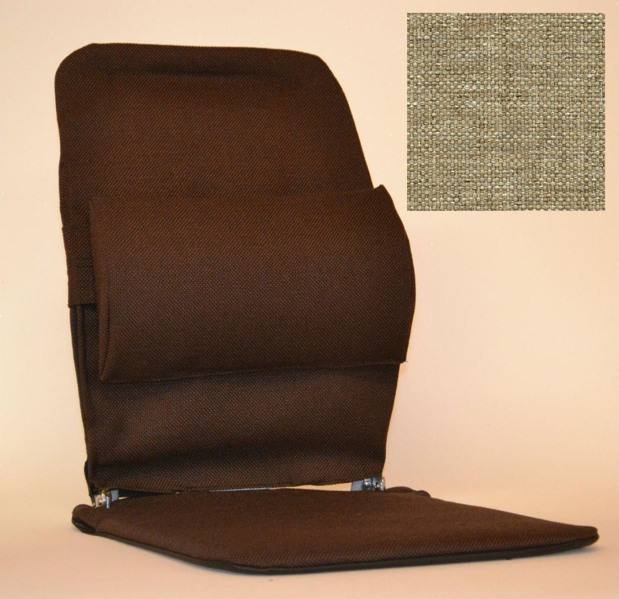 McCarty's Sacro-Ease Basic Back and Lumbar Support Cushion