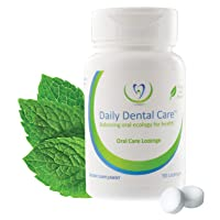 Daily Dental Care Fresh Mint Dental Mints - A Dental prebiotic Smart Mint - superpowering...