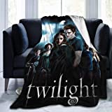 The Twilight Saga Sherpa Bed Blanket Plush Throw Blanket Fleece Blanket for Bed and Couch