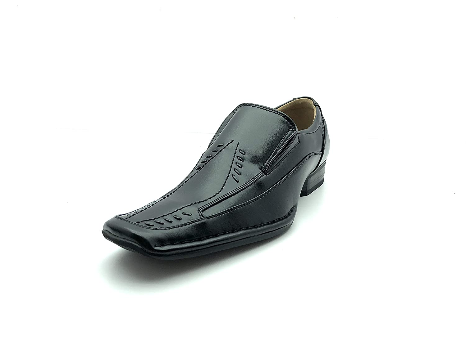 Majestic Men's 88212 Classic Squared Toe Loafers Dress Shoes8