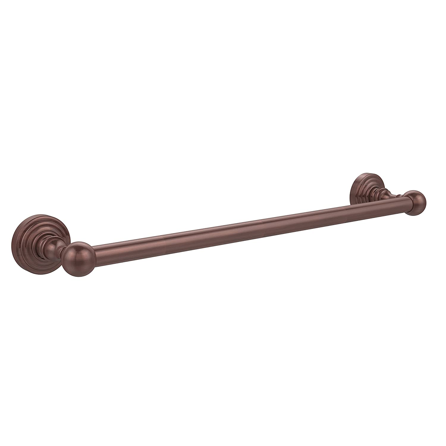 Allied Brass WP-41//24-CA Waverly Place Collection 24 Inch Towel Bar Antique Copper