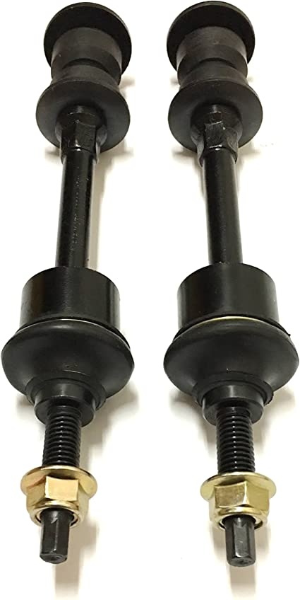 2 Pc New Suspension Kit for Dodge /& Ram 1500 2500 3500 Front Sway Bar End Links