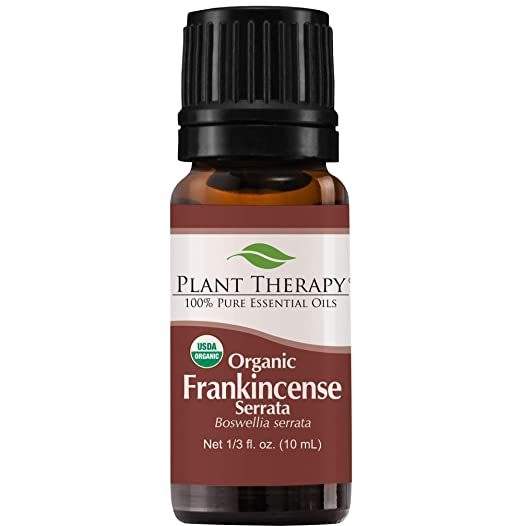 Plant Therapy Frankincense Serrata Organic Essential Oil