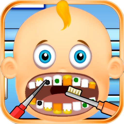 Baby Dentist - Games For Kids -