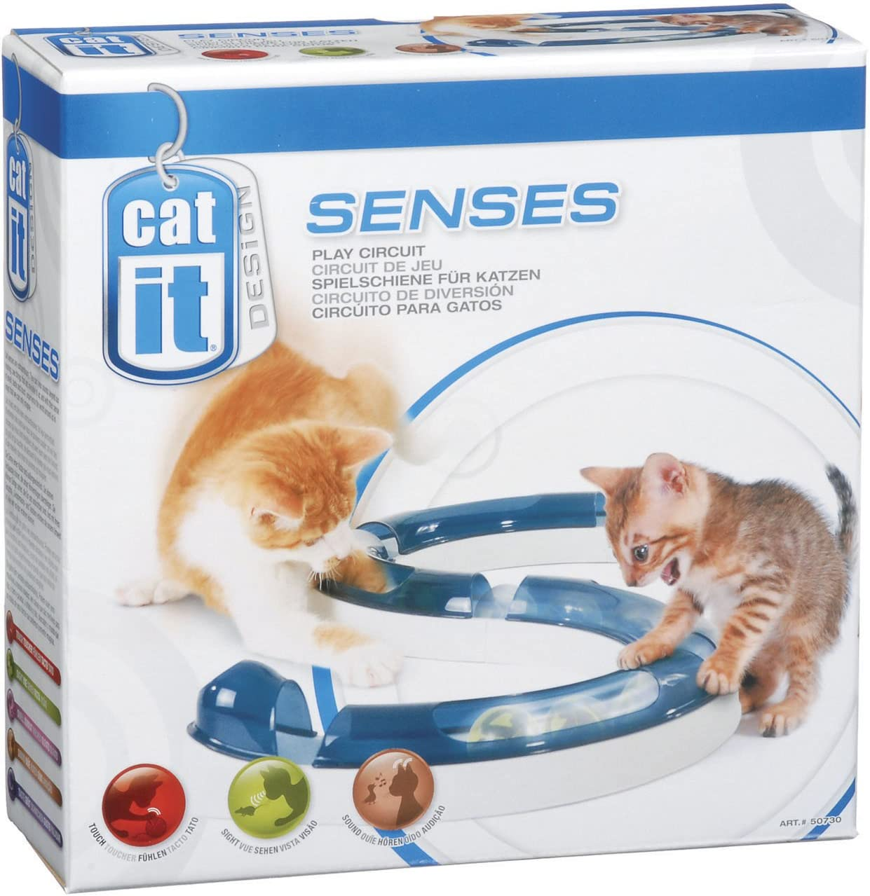 Catit Design Senses Play Circuit, Original