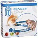 Catit Design Senses Play Circuit Spielschiene inklusive Ball